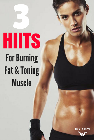 3 HIITs that Boost Fat Loss and Maintain Muscles
