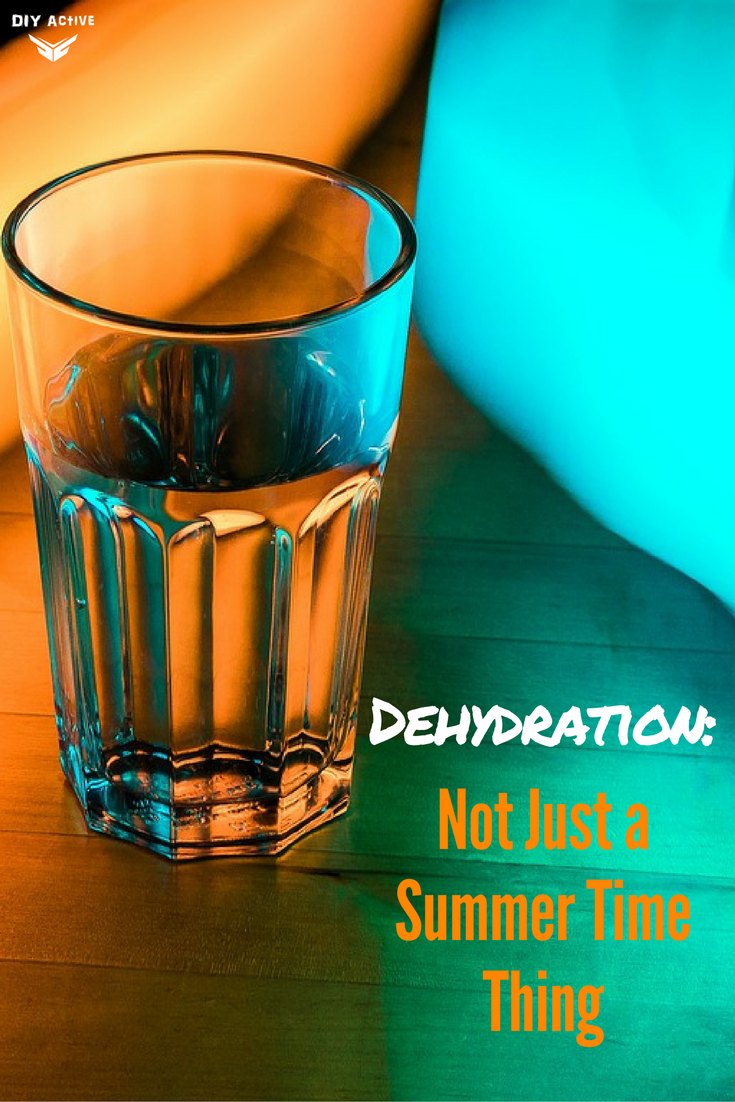 Dehydration Not Just a Summer Time Thing