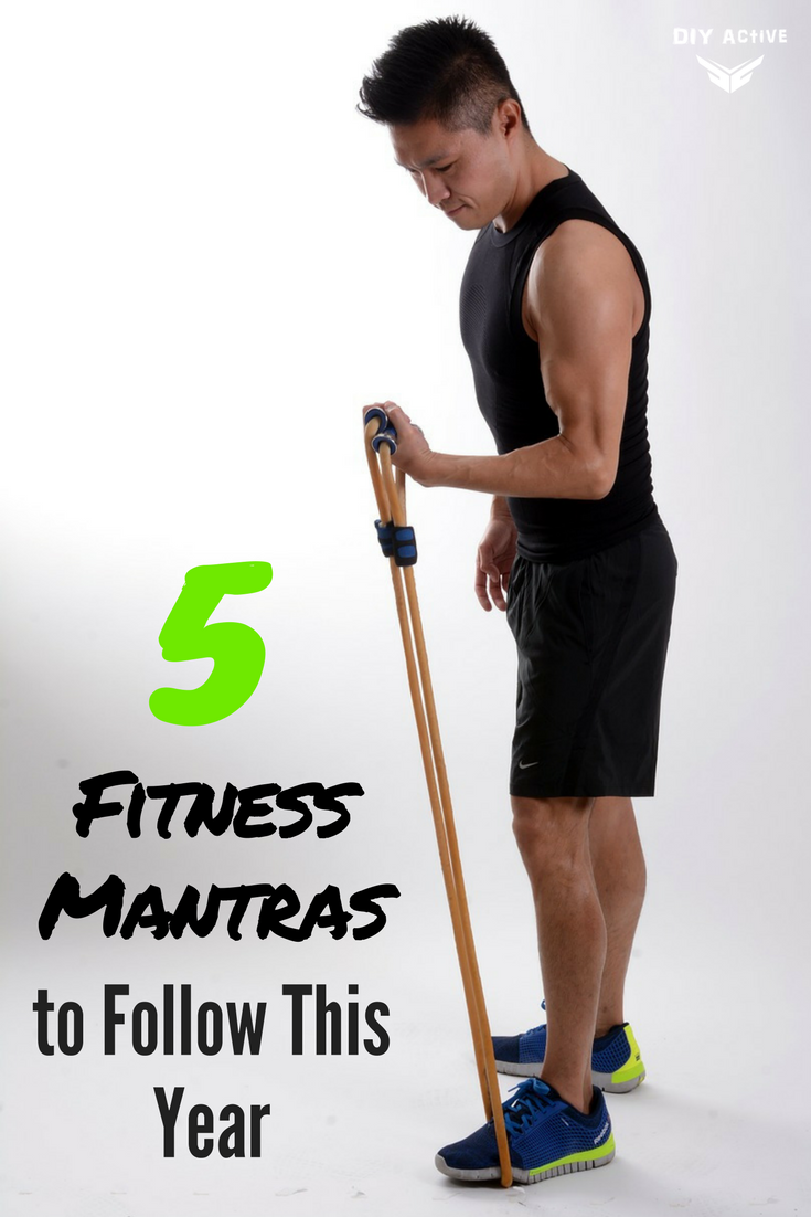 5 Fitness Mantras to Follow This Year
