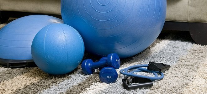 Counter Depression Through Home Fitness Activities
