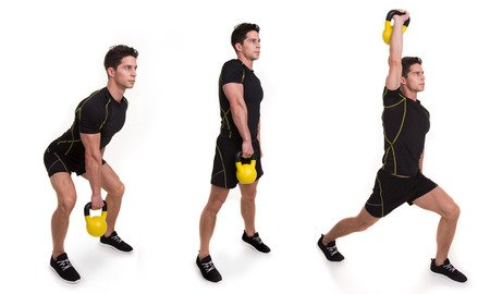 Improve Your Strength With This Kettlebell Workout