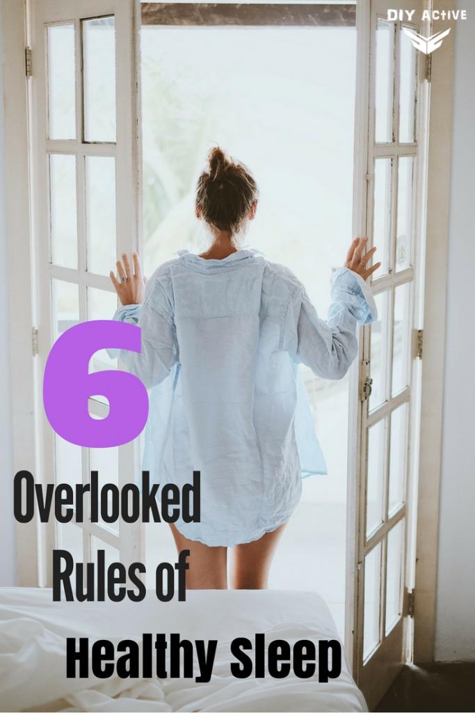 The 6 Overlooked Rules of Healthy Sleep