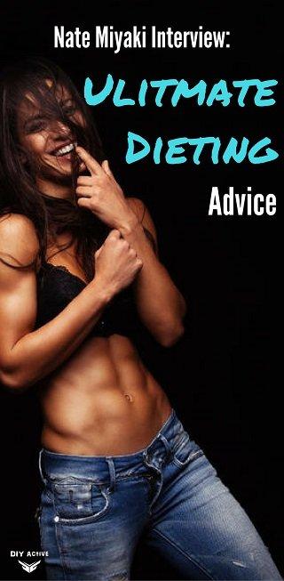at home fitness - Nate Miyaki Half Day Diet
