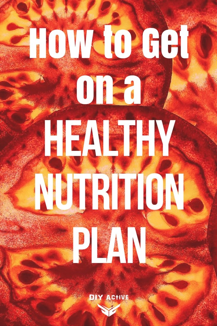 How to Get on a Healthy Nutrition Plan