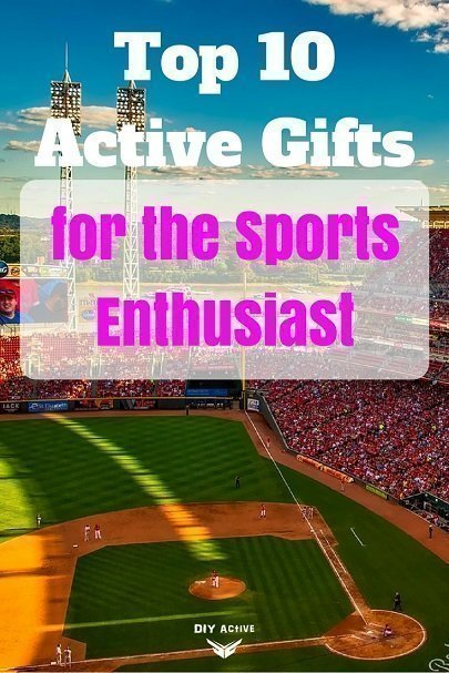 Top 10 Active Gifts for the Sports Enthusiast