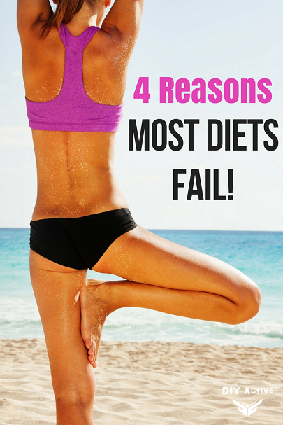 What Are the Biggest Reasons Diets Fail?