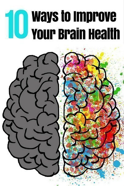 10 Ways to Improve Your Brain Health After 40