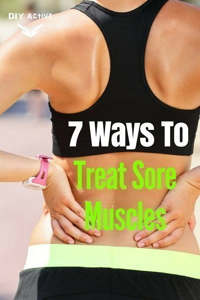7 Ways to Relax and Treat Sore Muscles