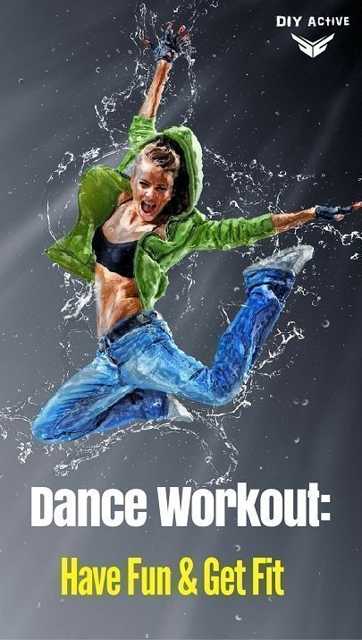 Dance Workout: Have Fun, Blast Calories, Get Fit