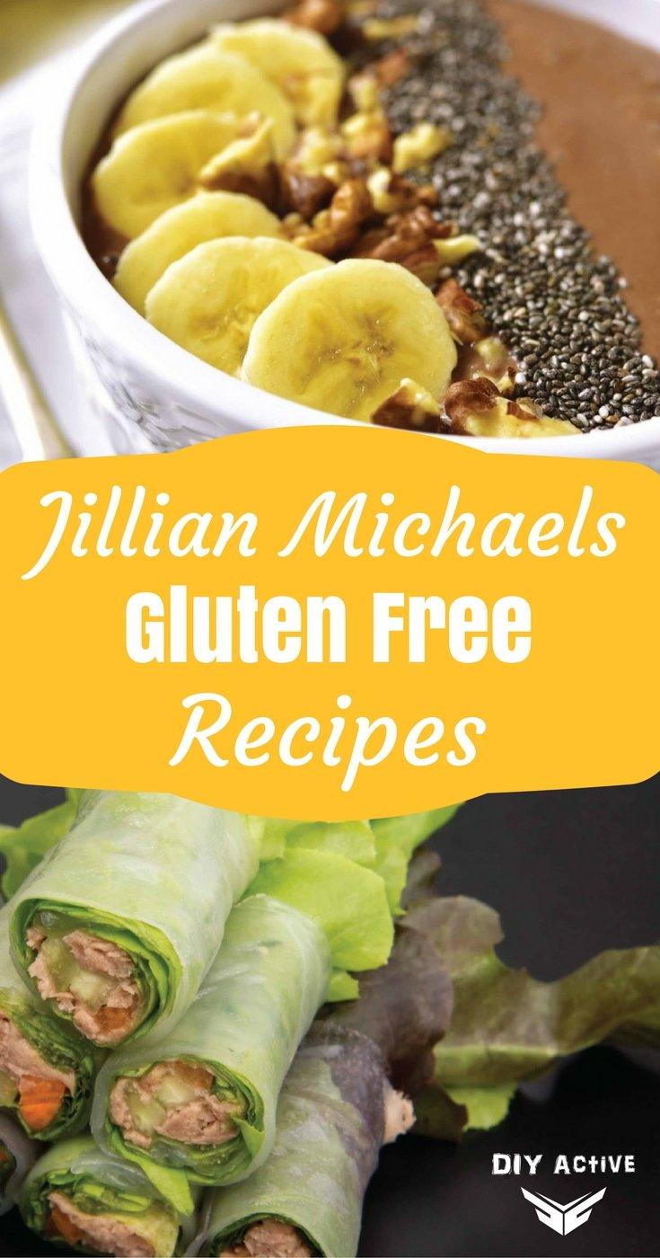 Jillian Michaels\' Gluten Free Recipes