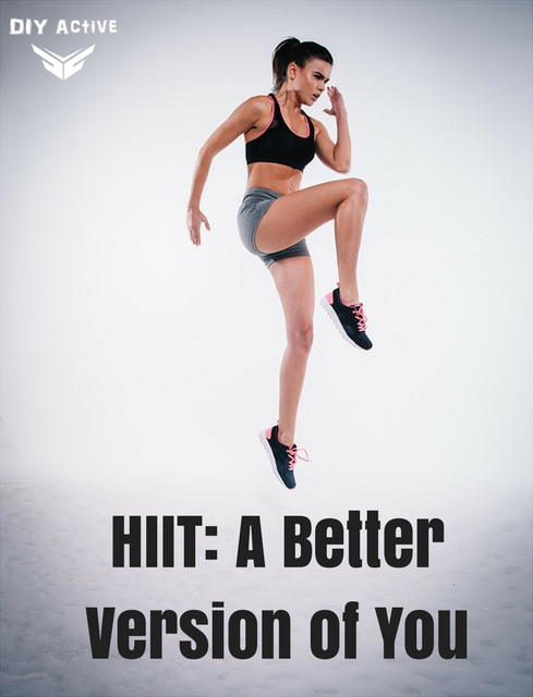 HIIT, high-intensity interval training, exercise