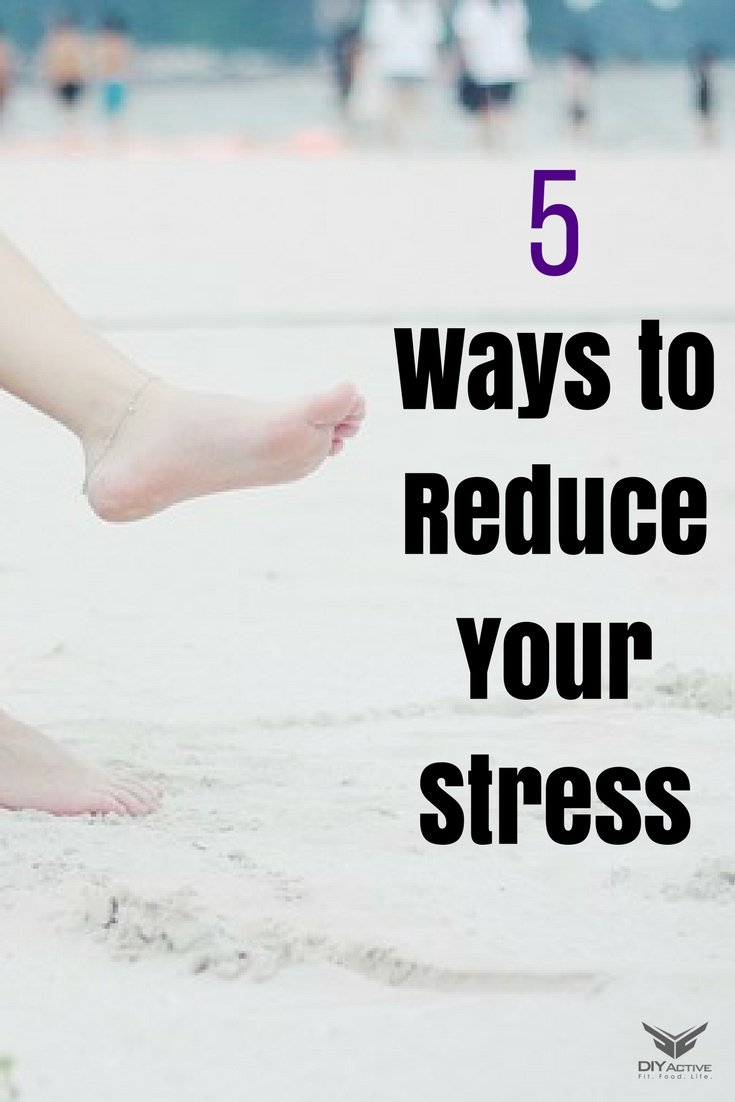 Here are 5 simple ways to manage your stressful life!