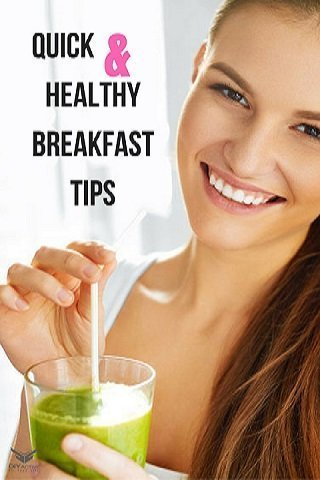breakfast, nutrition, on-the-go, quick, healthy, easy