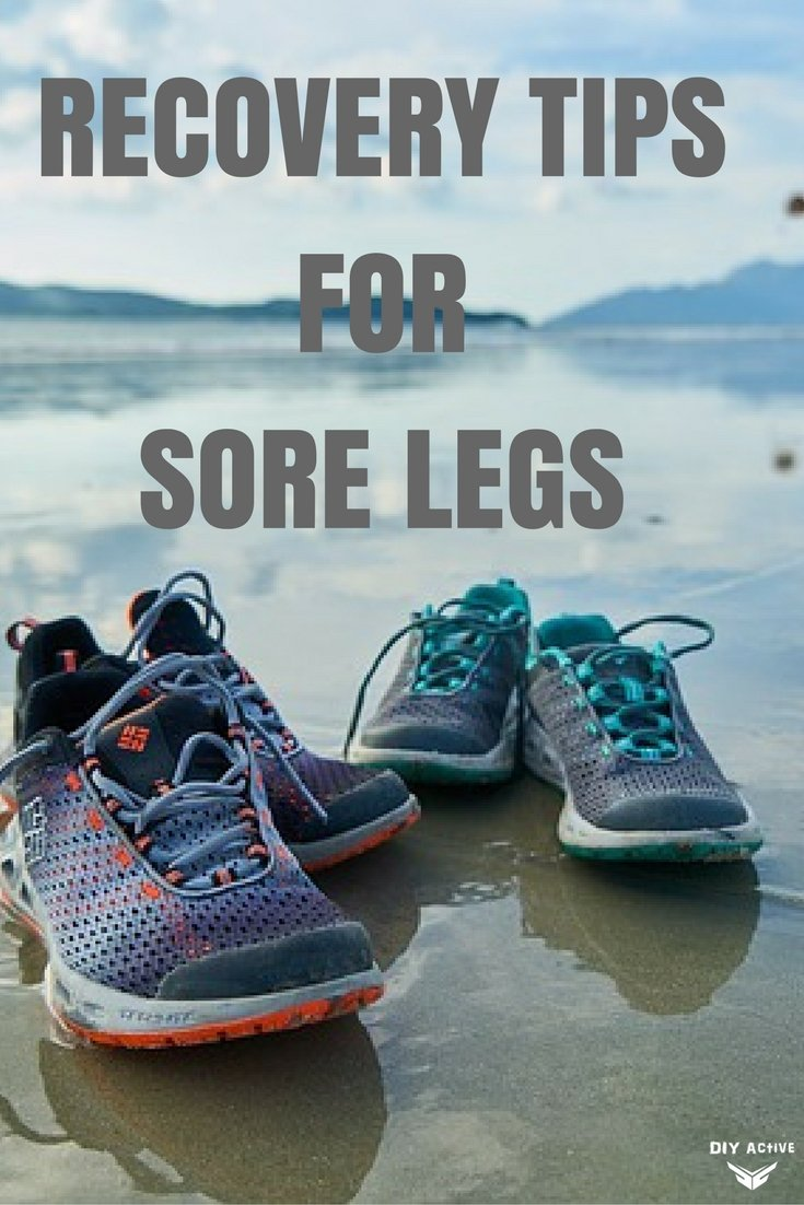 Running and sore legs don't have to go together! Learn how to avoid sore legs here.