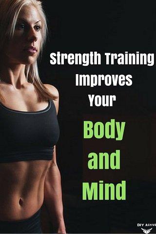 strength, mind, body