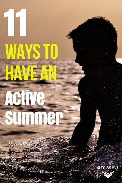 11 Ways to Make Sure Your Kids Have a More Active Summer
