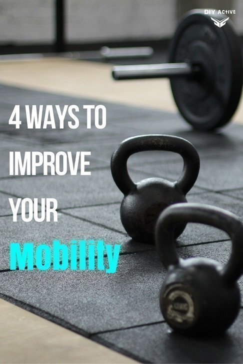4 Ways to Improve Your Mobility as You Age