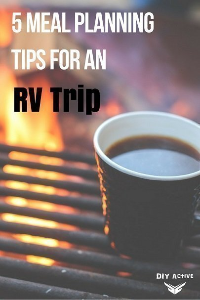 Meal planning tips on the go RV