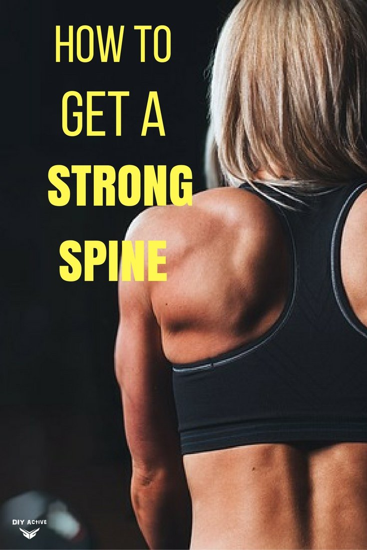 The best exercises and stretches for a better spine!