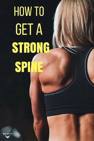 spine, strong, back, exercise