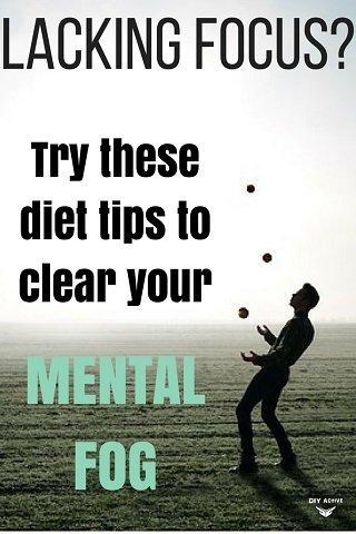 mental fog, wellness, focus, lifestyle