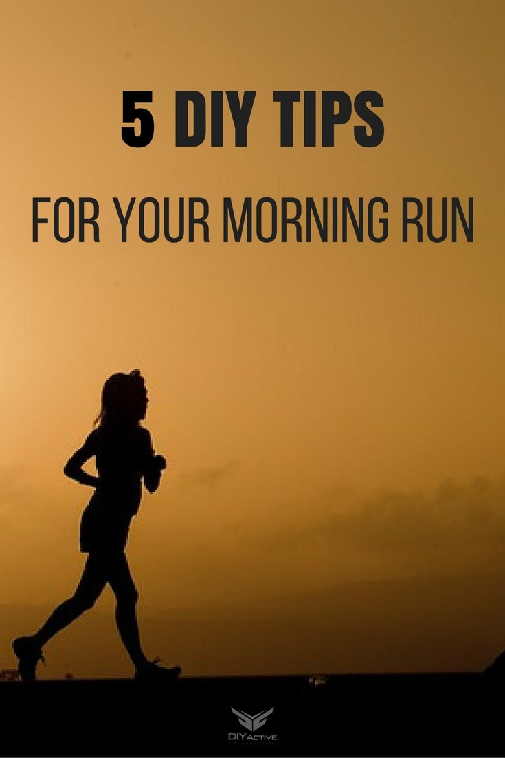 Here are 5 amazing tips for a successful morning run!