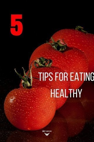 eating healthy, fresher foods, healthy choices