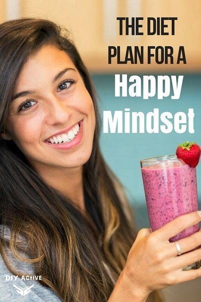 How to Make a Diet Plan for a Happy Mindset