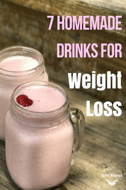 Top 7 Homemade Drinks For Weight Loss Diy Active