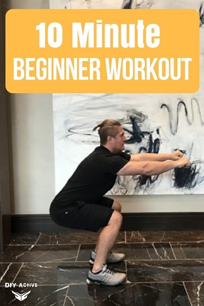The best 10-minute beginner workout you need to do today!