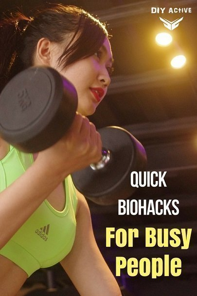 Quick Biohacks for Busy People
