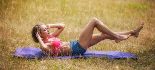 DIY workout, band workout, at-home workout