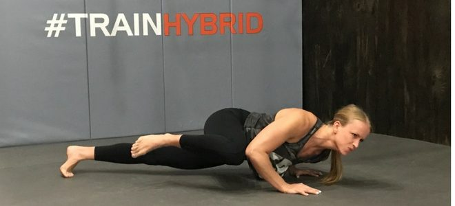 Workout: Full-Body Bodyweight HIIT