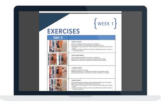 6 Week Fit Workout Plan
