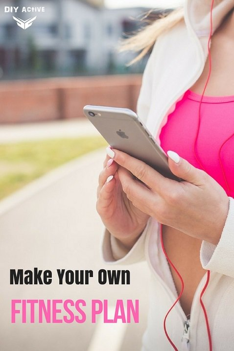 How to Write Your Own Fitness Plan in 10 Steps