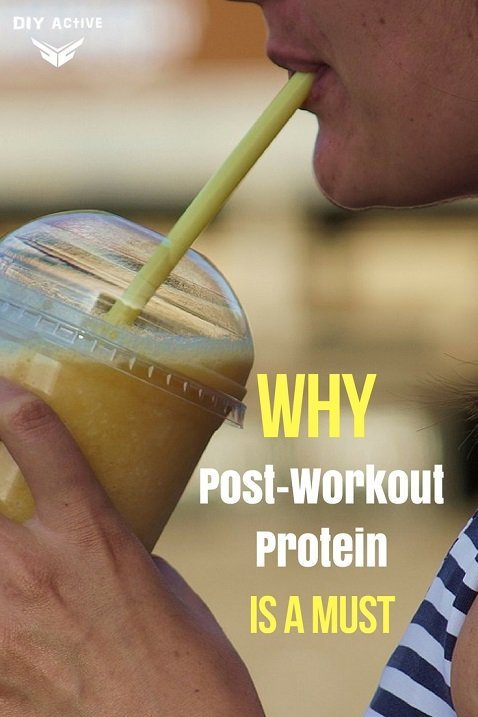 3 Reasons Why Fitness Experts Recommend Post-Workout Protein Home Fitness