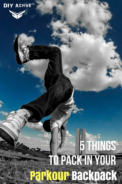 5 Things to Pack in Your Parkour Backpack