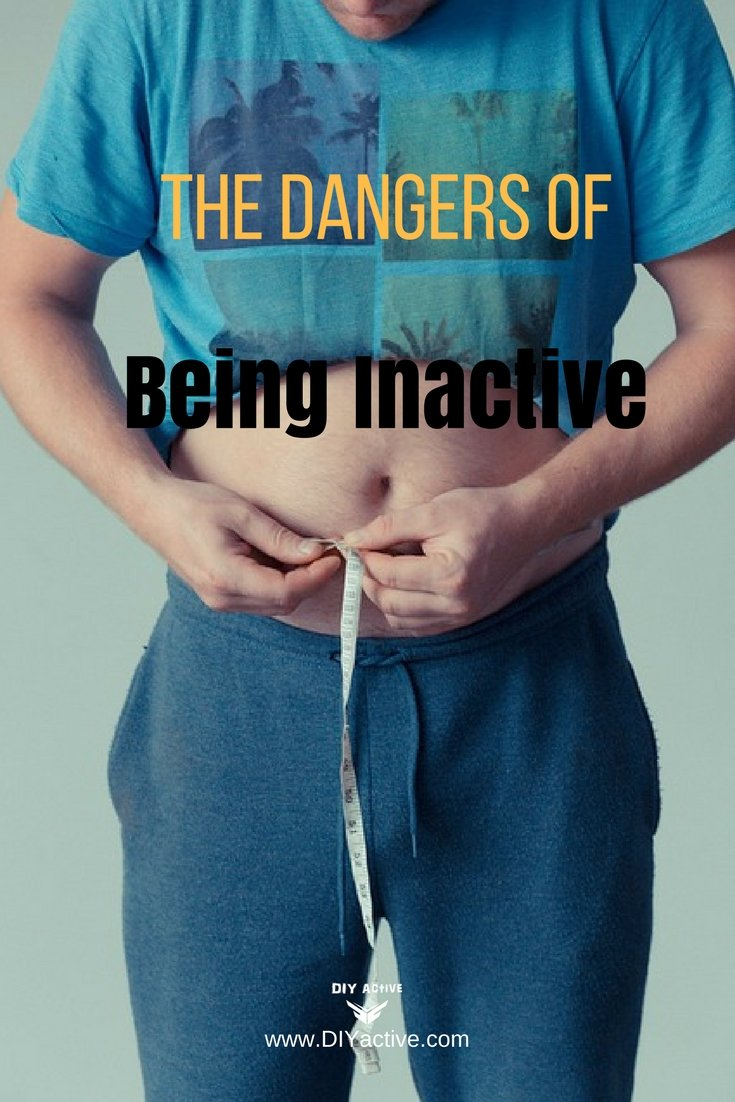 5 Undeniable Dangers of Physical Inactivity