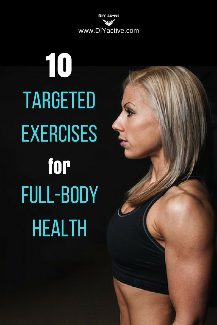 10 targeted exercises to ensure you get the best workout.