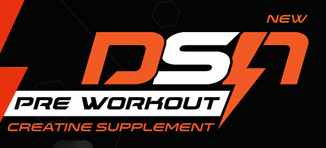 Pre Workout Supplements: DSN Pre Workout