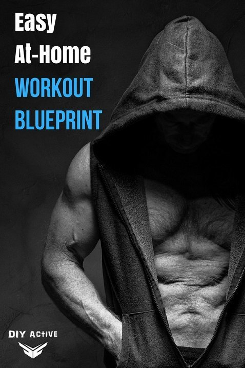 Easy at home workout blueprint you can use to make your own workout easy at home workout blueprint malvernweather Images