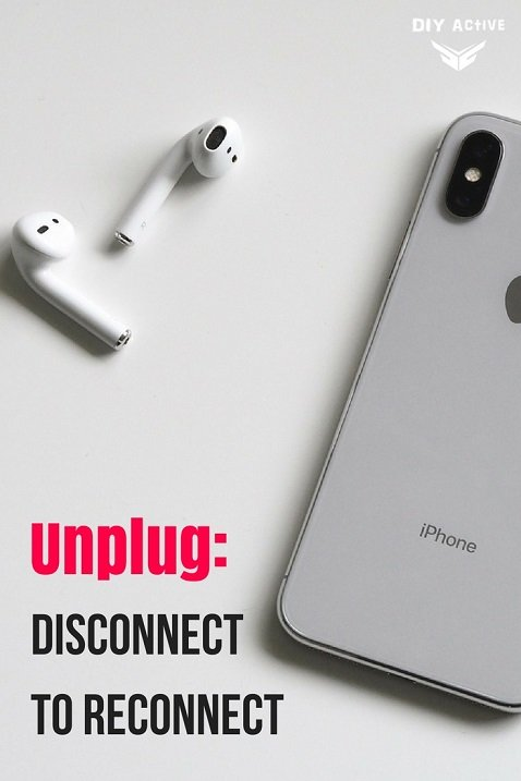 From the Founder: Unplug