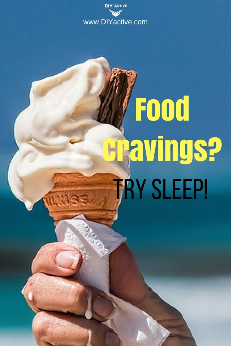 Have serious food cravings? You may just need more sleep!