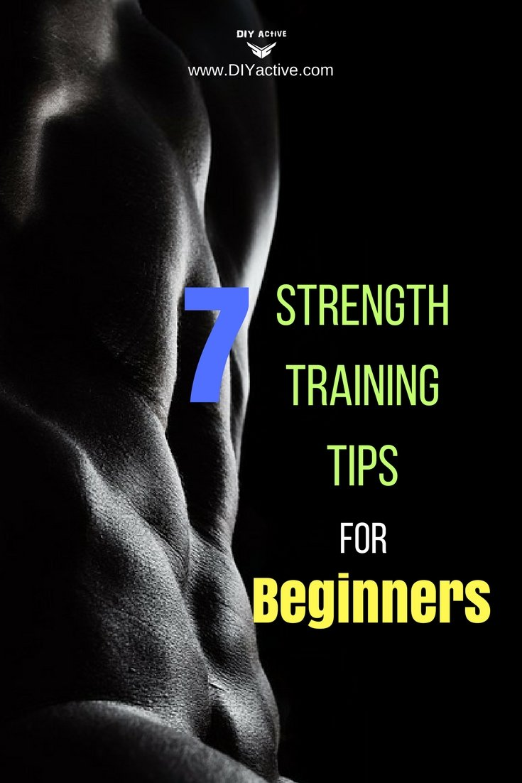 7 Tips for Newbies Who Want to Do Strength Training