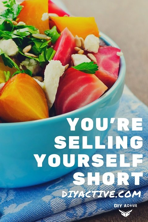 From the Founder Selling Yourself Short