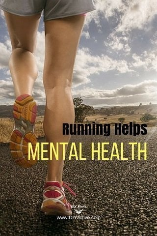 running, mental health, wellness, healthy lifestyle