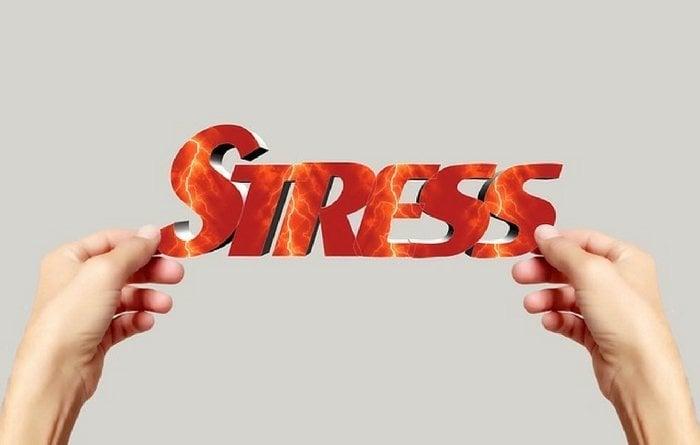 stress, snoring, weight gain