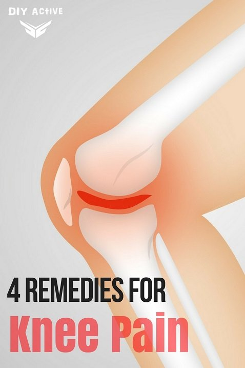 4 Home Remedies to Get Instant Relief From Knee Pain