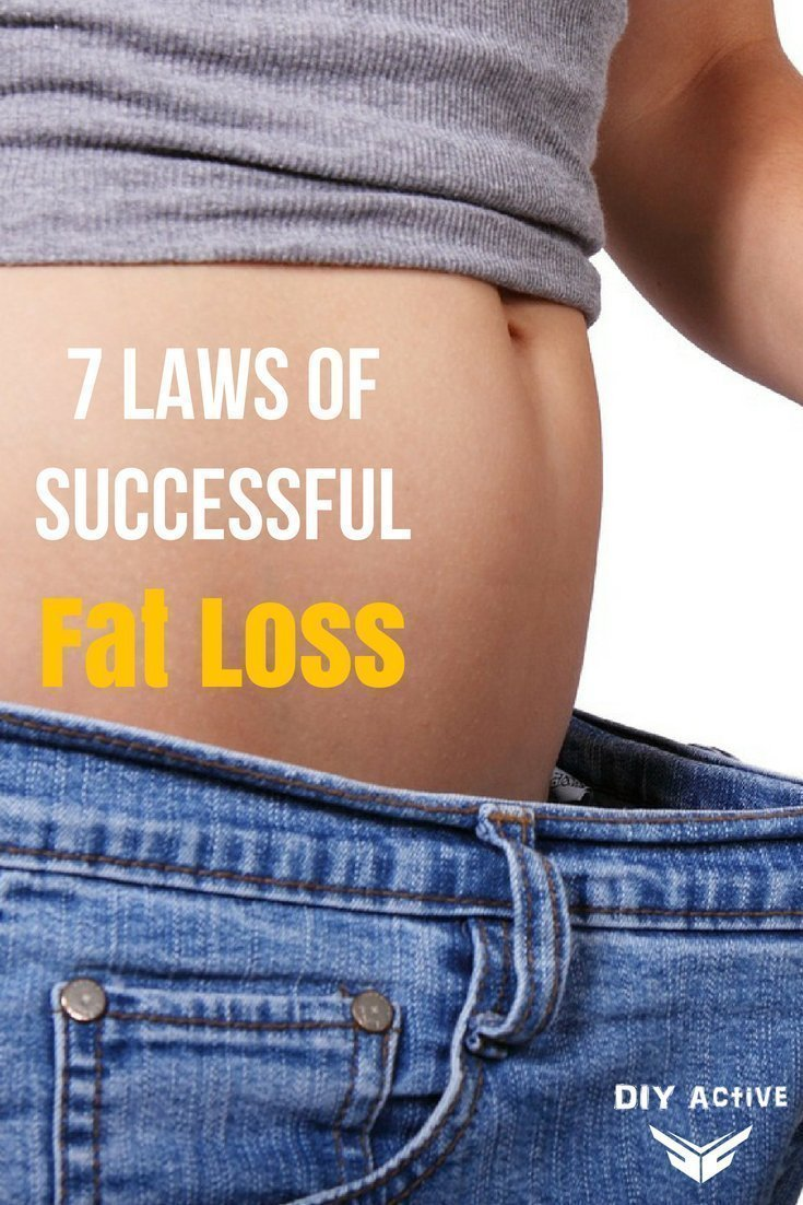 7 Immutable Laws of Successful Fat Loss