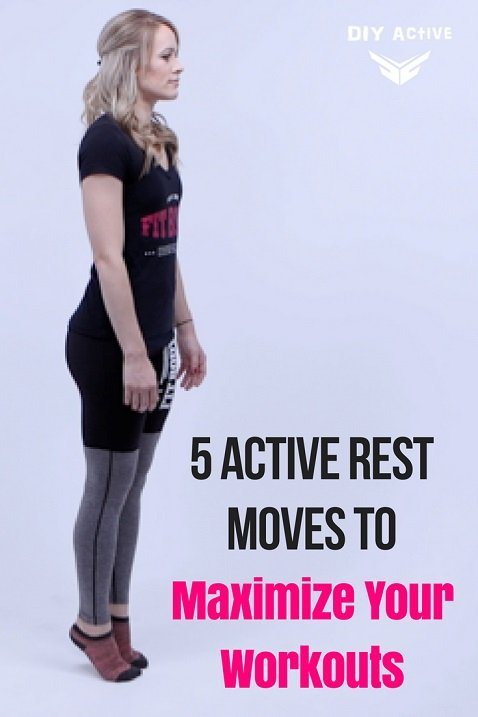 5 Active Rest Moves to Maximize Your Workouts